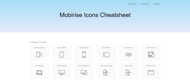mobirise-icons