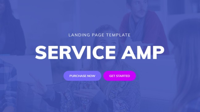 Mobirise Basic Html Page Template Serviceamp Mobirise